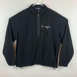 Vintage 90's Polo Ralph Lauren Sport Fleece Jacket